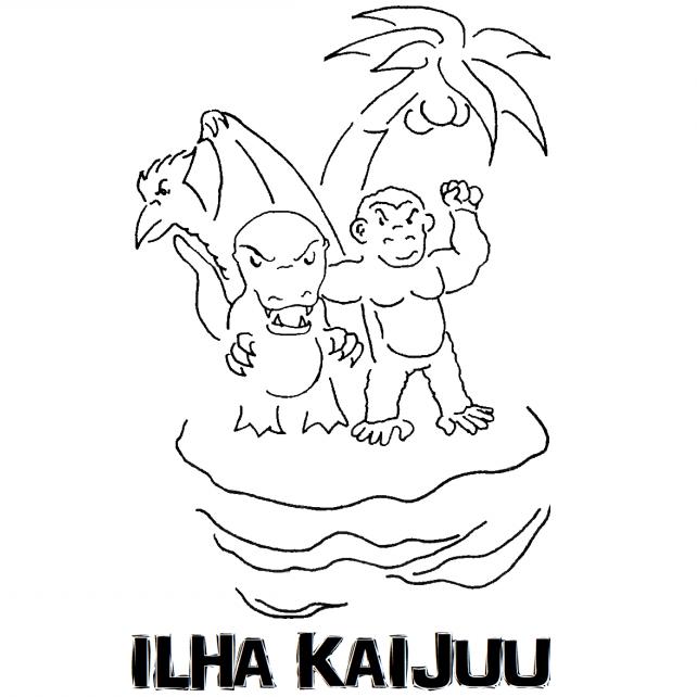 Ilha Kaijuu